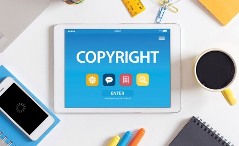 Copyrighting and the works