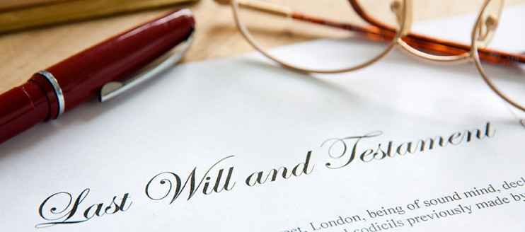 Made Your Will Yet?