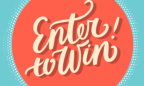 """ENTER FOR A CHANCE TO WIN! – """"CONDITIONS APPLY"""""""